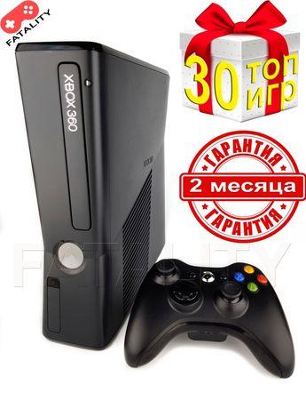Игровая приставка/Ігрова консоль/Xbox360 Slim 250/Freeboot/+30 Топ игр