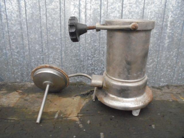 stara zabytkowa kawiarka zapażarka do kawy prl samowar sterylizator