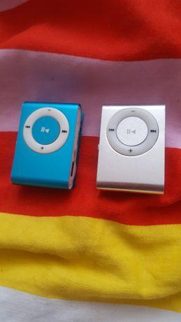 MP3 dwie szt okazja  działające