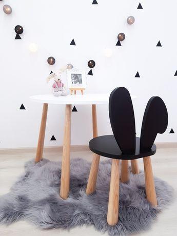 Набор стол и стул для творчества. Детский столик и стульчики