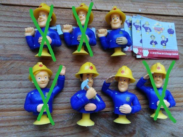 Figurki strażak sam