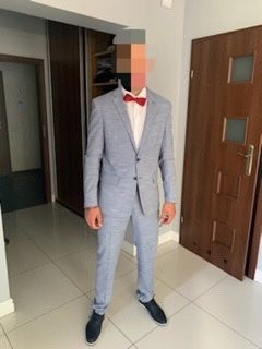 Swietny garnitur