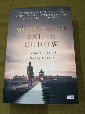 Zuzana Ruzickova Wendy Holden Moje życie pełne cudów