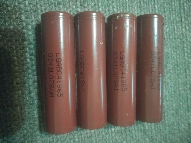 Baterias LG 18650 3.7v 2670mAh de Laptop LGABC41865