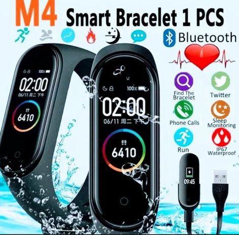 SMARTBAND M4 Opaska Sportowa Zegarek Smartwatch Fit SMART