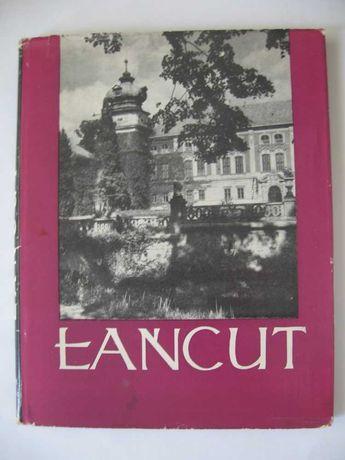 Łańcut. Album zawiera 72 czarno-białe fotografie Z. Postępskiego.