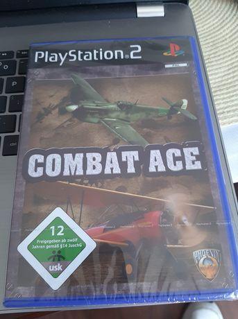 PlayStation 2 Combat Ace Nowa Folia