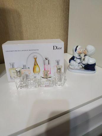 Флакончики от духов Dior оригинал