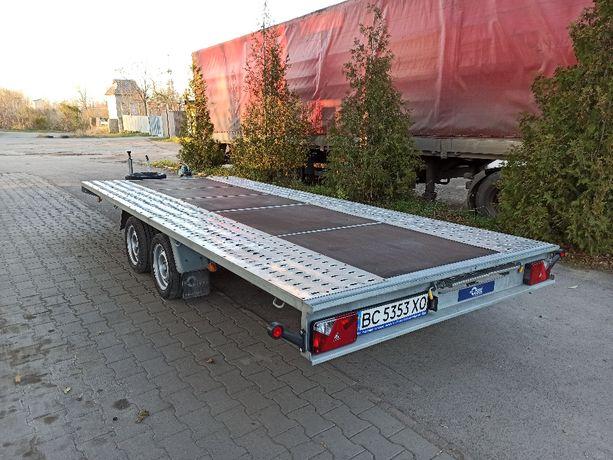 Лафета BLYSS AH F270 Лавета Прицеп для перевозки авто 2019г 4,50м 2,7т