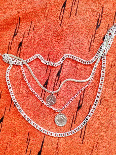 Многослойная цепочка, ожерелье,чокер.Хит сезона!!