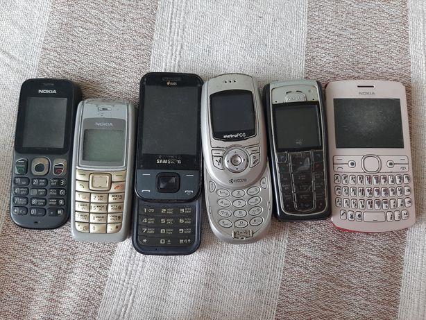телефоны, защитное стекло, батареи