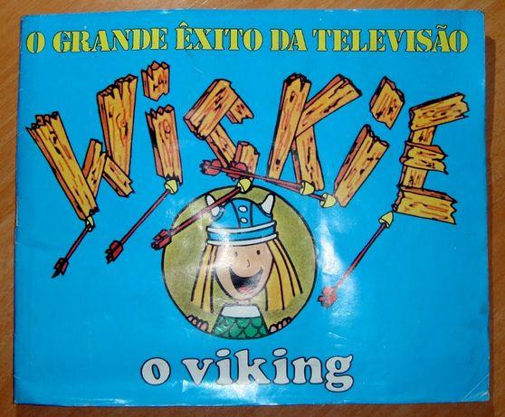 Caderneta cromos O VIKING