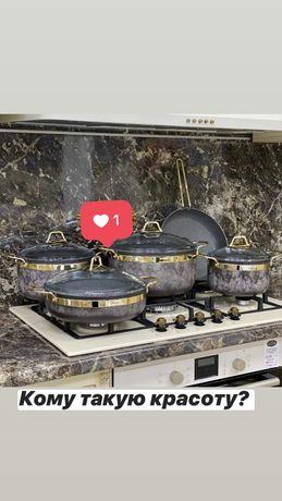 Набор из элитной серии посуды от Brioni