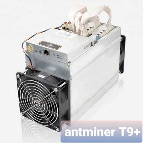 Antminer T9+  10.5 ths