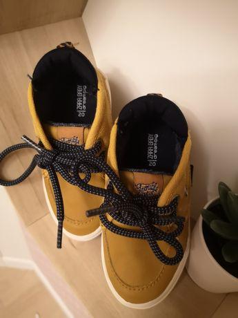 Buty buciki Zara rozm.20 chłopięce jak nowe