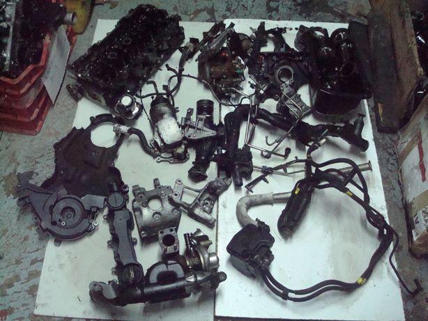 Motor citroen/peugeot 1.6Hdi 9HX e 9H05 para peças