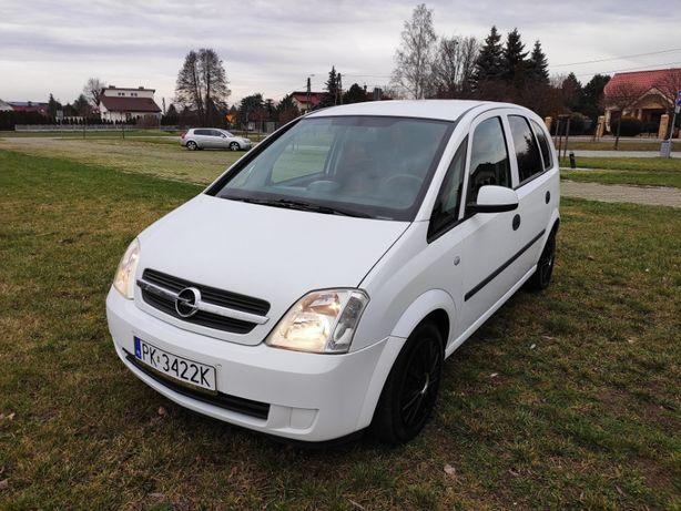 2003 Opel Meriva 1.6 Benzyna 16V - Sprawna klimatyzacja