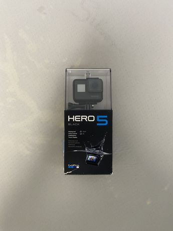 GoPro Hero 5 black + karta 128 GB