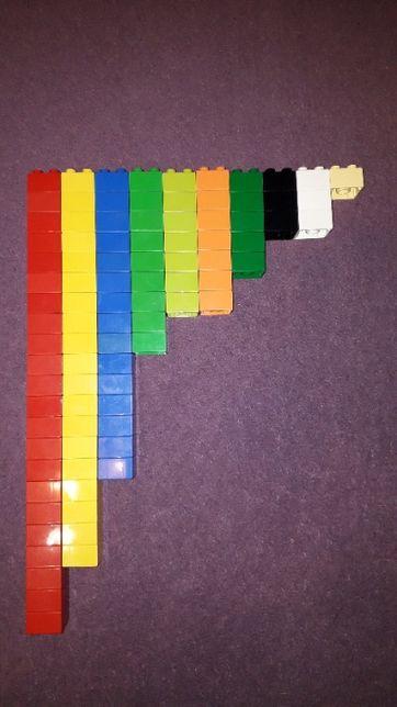 LEGO DUPLO Klocki konstrukcyjne grube 2x2 Zestaw 91szt. Białystok