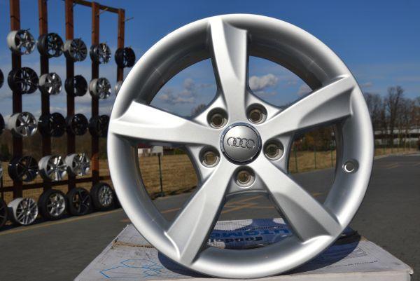 """RSCAR"" - Oryginalne felgi Audi 16"" 5x112 NOWE!"