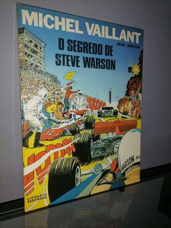 """Livros """"Michel Vaillant"""""""