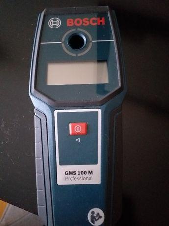 Detetor Bosch GMS100.