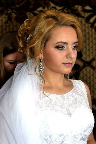 Свадебное платье 44 раз.