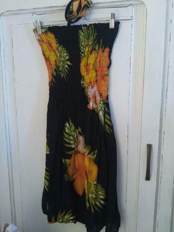 Suknia idealna na lato.