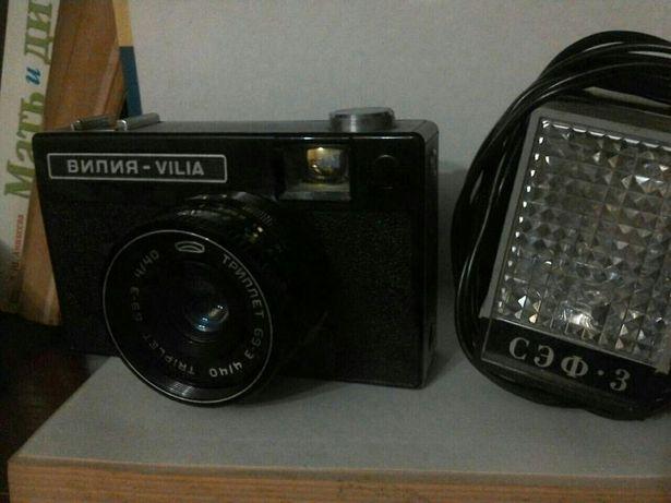 Фотоапарат Вилия СЭФ-3