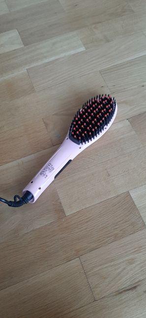 Elektryczna szczotka prostująca włosy