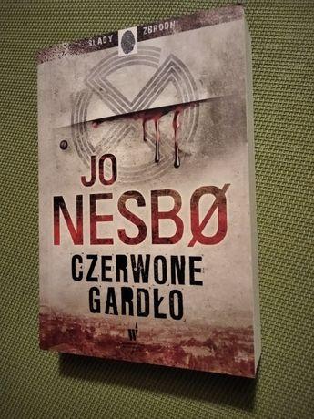 Książka Nesbo Czerwone Gardło - kryminał