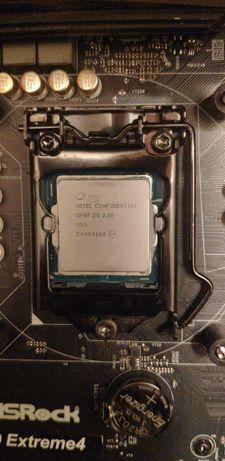 Procesor Intel Confidential QH8F 2.20 GHZ (i7)
