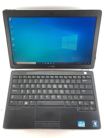 "Dell Latitude E6320 13.3"" i7-2640M 4/320 Gb 3G модем"