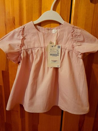 Zara блузочка дитяча
