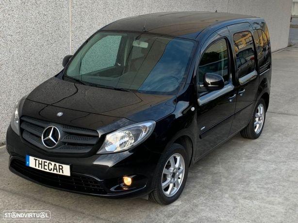 Mercedes-Benz Citan 5 lugares 108 cdi