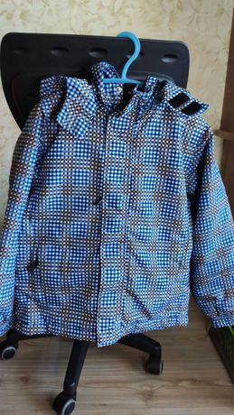 Куртка Lupilu на флисе рост 122-128