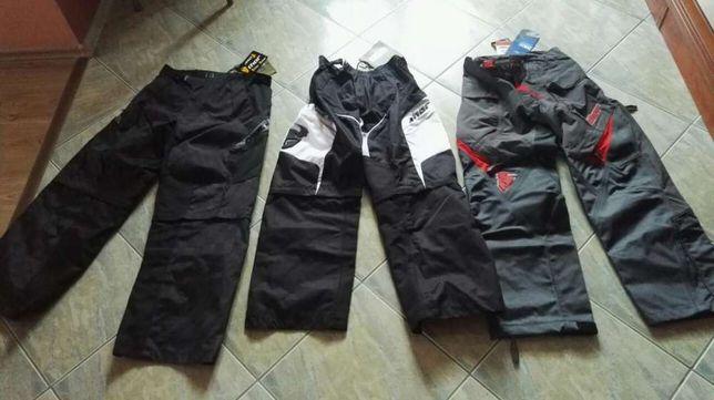 Spodnie, motor, quad