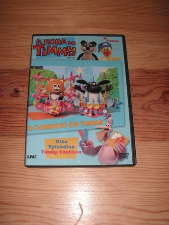 DVD A Hora do Timmy - O Comboio do Timmy