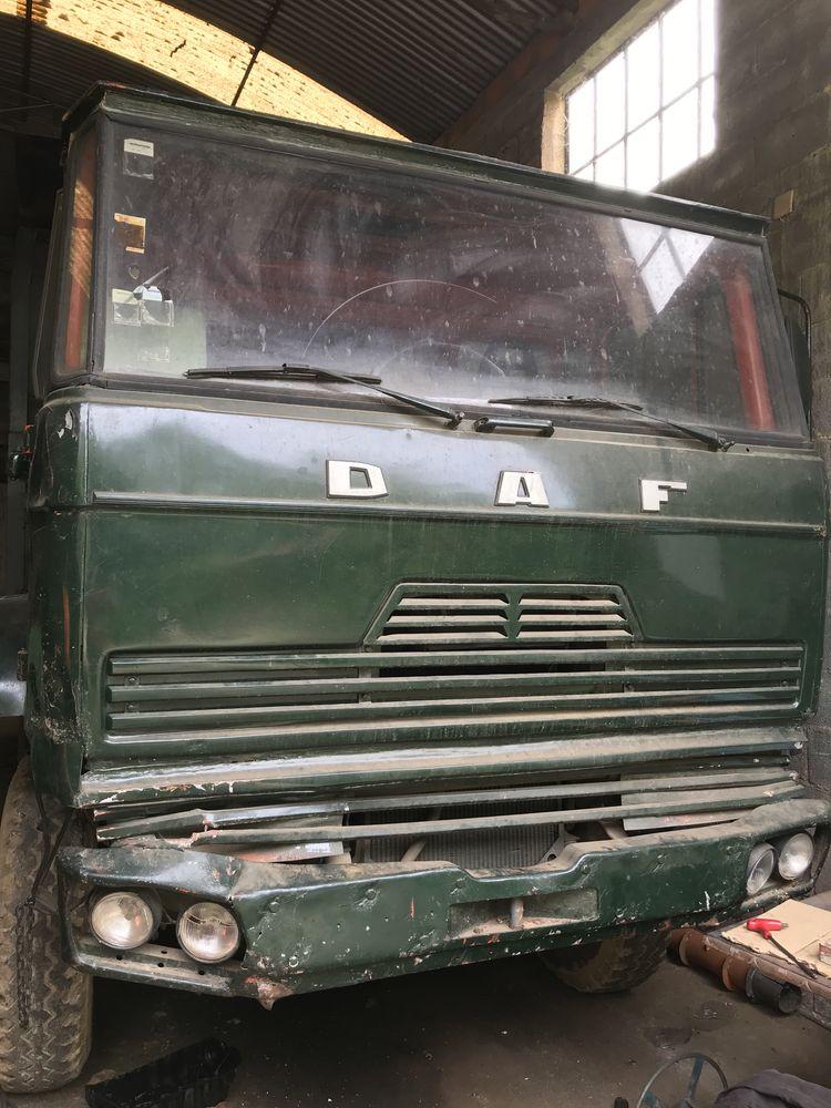 Troco camião DAF