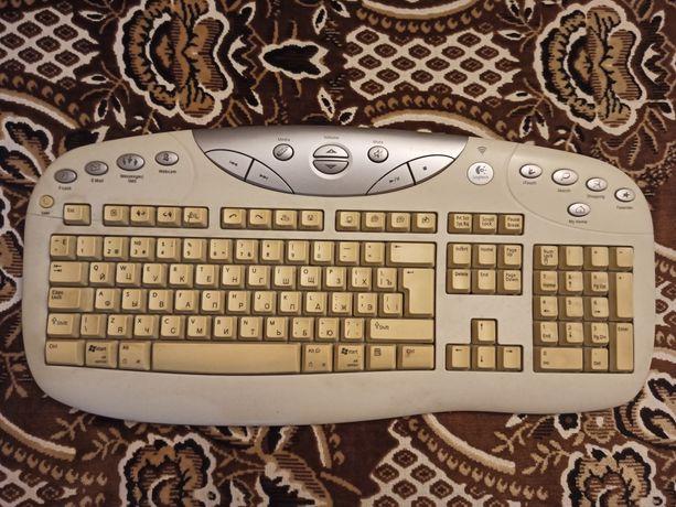клавиатура logitech беспроводная