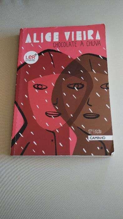Chocolate à Chuva, de Alice Vieira Fernão Ferro - imagem 1