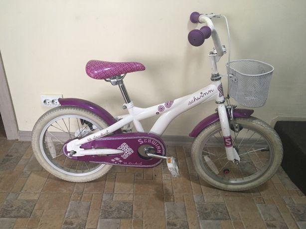 Детский велосипед schwinn для девочки