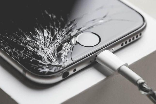 Замена стекла экрана на модуль для iPhone 4/4s дисплей 5/5s/6/6s/7/8
