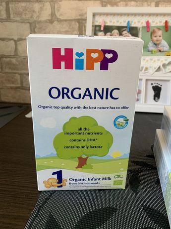 Hipp детское питание