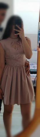 Ślicznaa Sukienka z koko moda cena do negocjacji :D