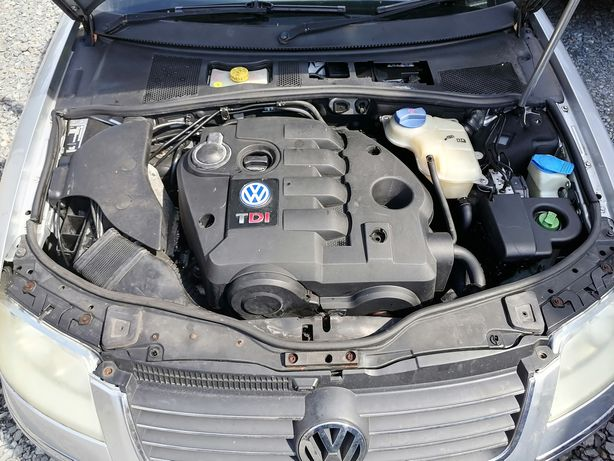 Silnik AVF Passat VW audi stan b dobry kompletny