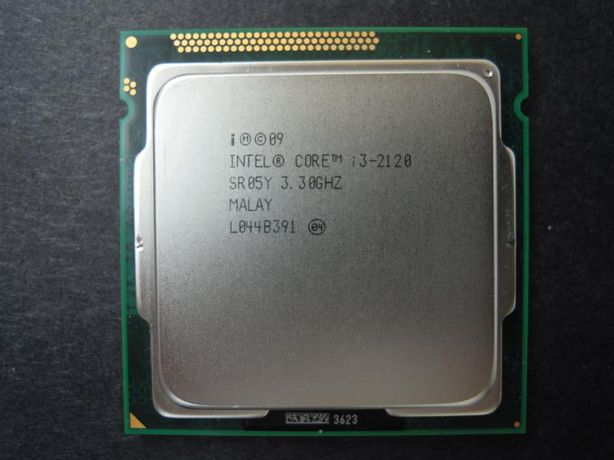 Процессор Intel Core i3-2120 3.3GHz/ s1155