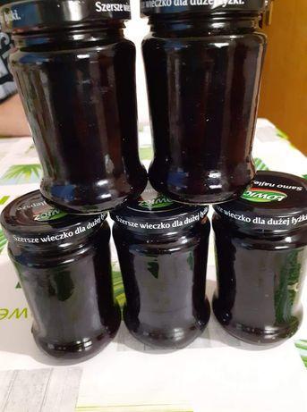 Sok z jagód leśnych