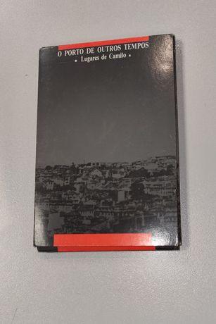 Coleção de 24 postais antigos sobre o Porto e lugares ligados a Camilo