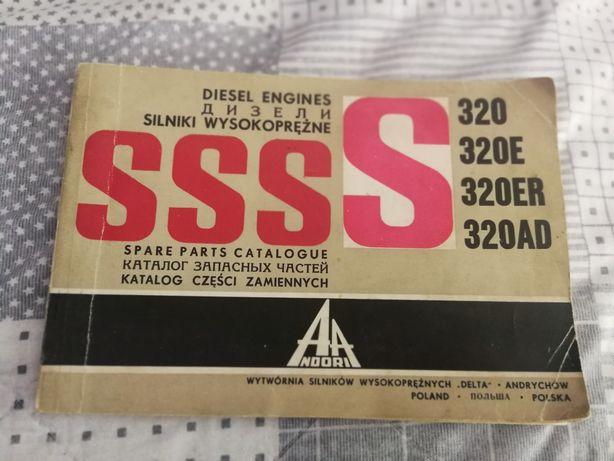 Katalog części es 320
